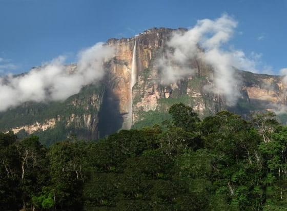 Angel Falls or Salto Angel