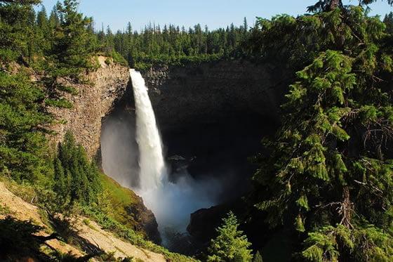 Helmcken Falls - Top Waterfalls in the World - World Top Top