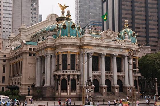 Rio De Janeiro Theatre Top Places In Rio De Janeiro