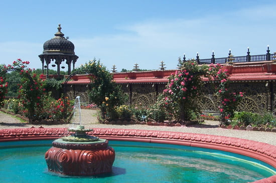 Prabhupada's Palace of Gold Rose Garden