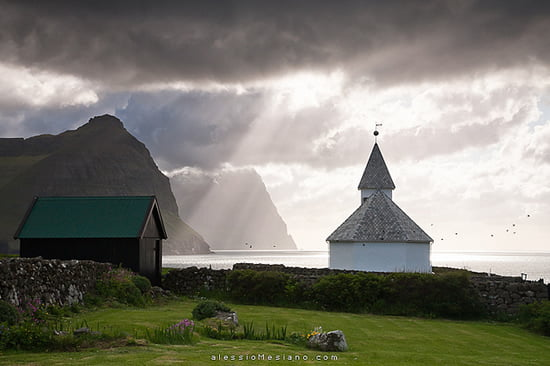 Viðareiði Village - Faroe Islands | Photo by: alessiomesiano.com - Flickr