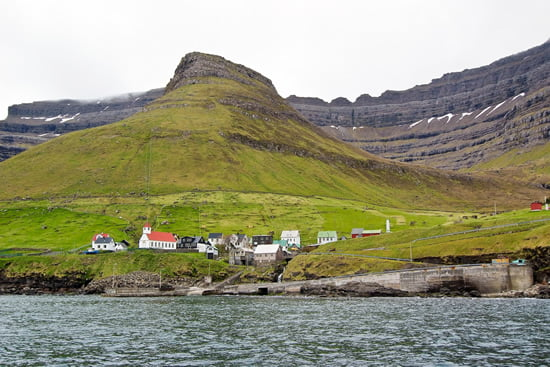Kunoyar - Faroe Islands