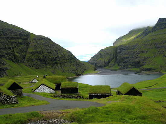 Saksun Village - Faroe Islands