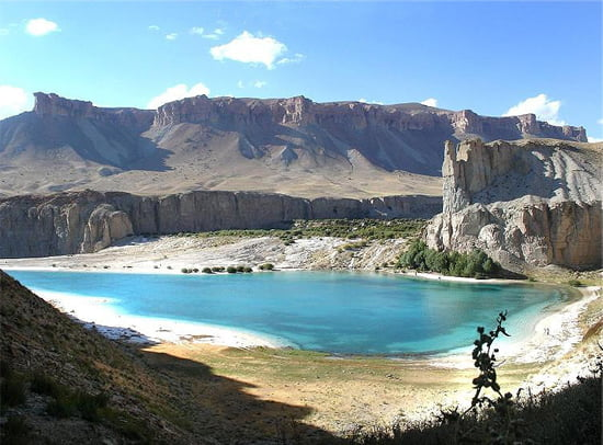 Band-e Panir Lake - Band-e Amir