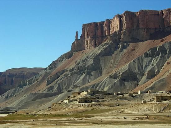 عکس فوق العاده زیبای بند امیربامیان در افغانستان