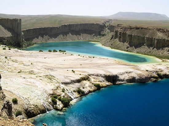 Band-e Amir Lakes