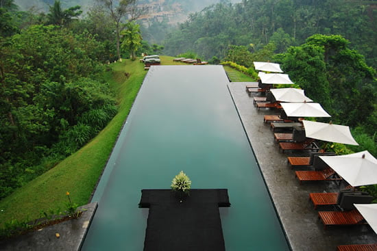 Alila Ubud Resort Infinity Pool