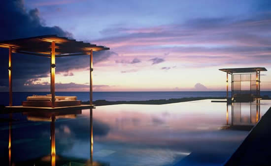 Amanyara Resort Infinity Pool