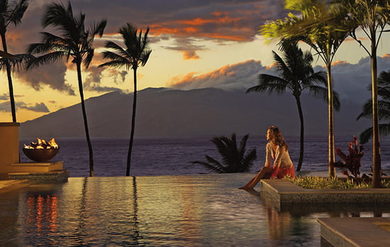 Four Seasons Resort Maui Infinity Pool