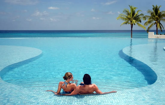 La Blanc Spa Resort Infinity Pool