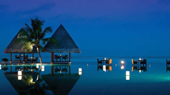 Maldives at Kuda Huraa Infinity Pool