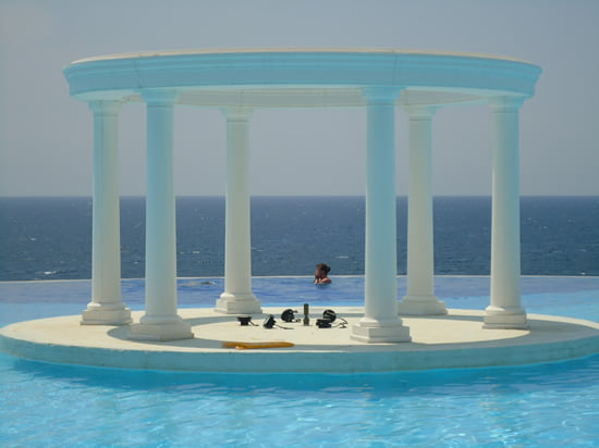 Paloma Club Sultan Infinity Pool