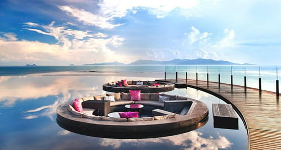 W Retreat Koh Samui Infinity Pool
