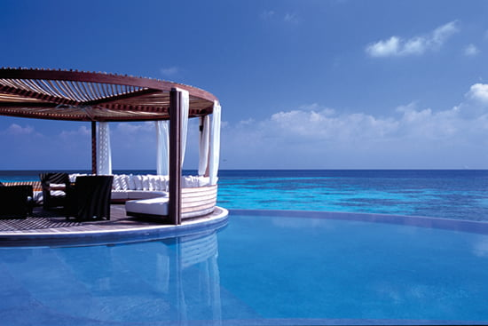 W Retreat Spa Maldives Infinity Pool