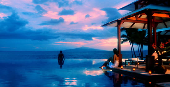 Wailea Beach Marriot Resort Infinity Pool