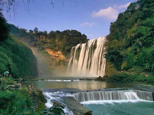 Jiulong Falls