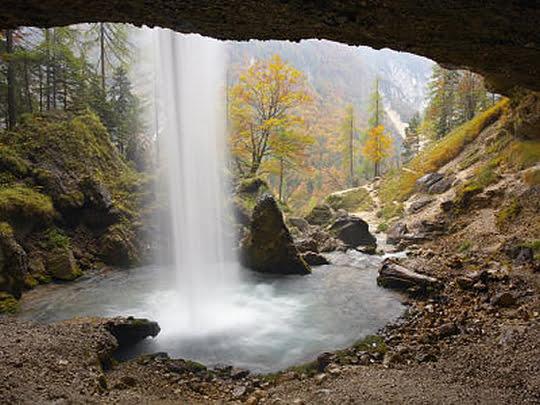 Pericnik Falls