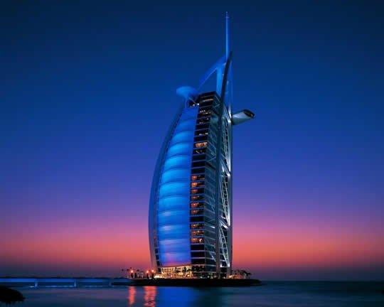 Top 15 Wonders of Dubai - World Top Top