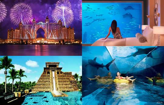 Atlantis The Palm Hotel & Resort Dubai