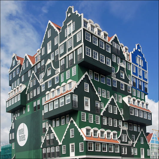 Top 15 unusual hotel buildings in the world world top top for Top unique hotels