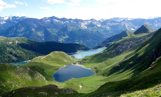 Lago di Tom - Switzerland