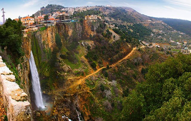 Top Amazing CliffSide Towns In The World World Top Top - 18 incredible cliff side dwellings around world